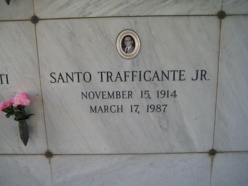 Santo Trafficante, Jr (1914 - 1987) Mafia boss in Florida, was involved in CIA plots to assassinate Cuban leader Fidel Castro #cubanleader Santo Trafficante, Jr (1914 - 1987) Mafia boss in Florida, was involved in CIA plots to assassinate Cuban leader Fidel Castro #cubanleader