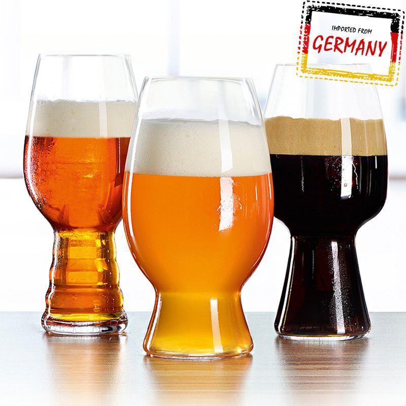 Bier Gedeckter Tisch Craft Beer Tasting Set Biergläser-set