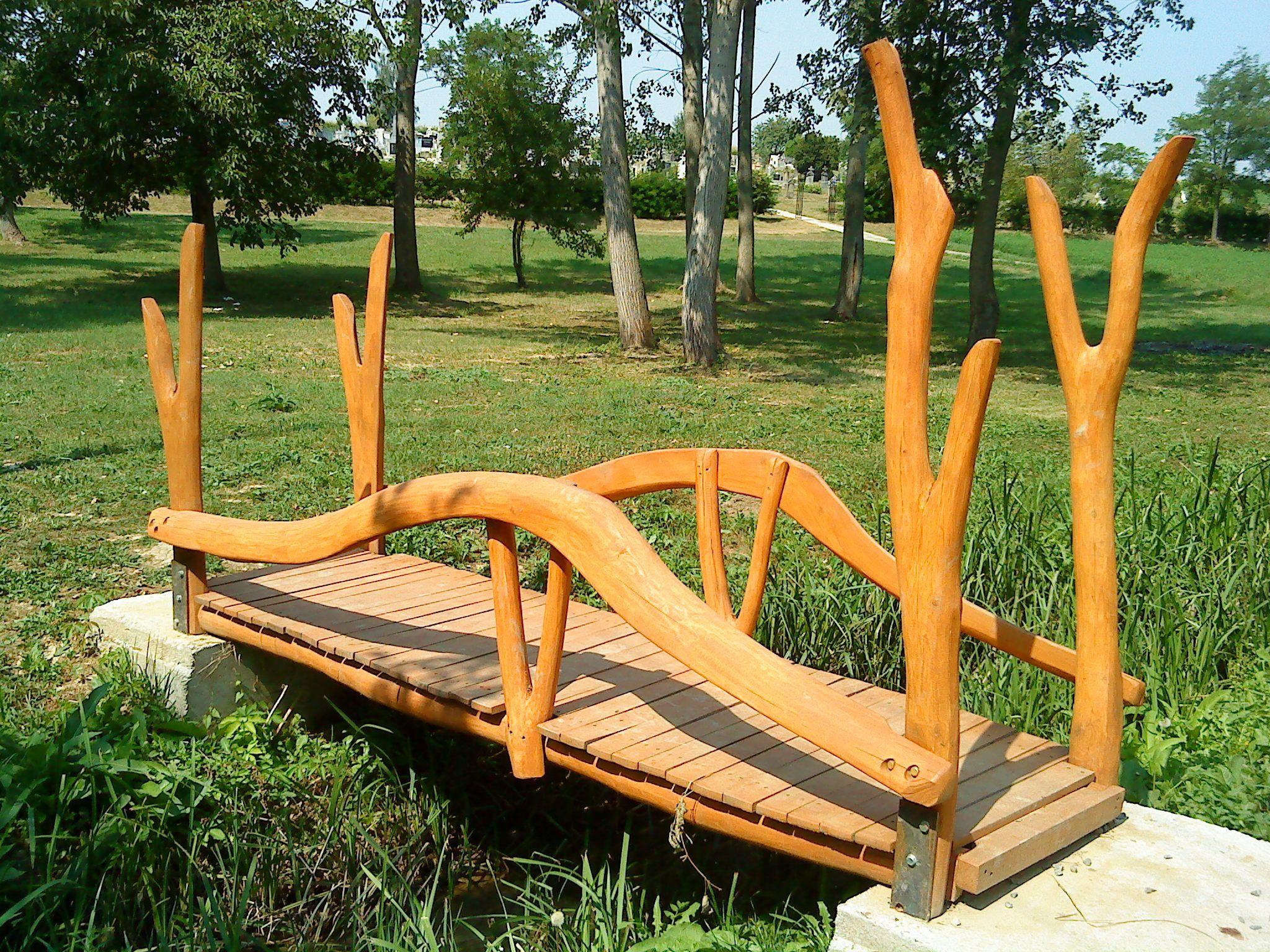 kerti fa híd Outdoor, Outdoor furniture, Outdoor decor