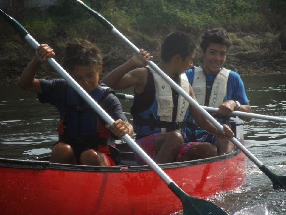 Campamentos de Verano: 21 de Agosto