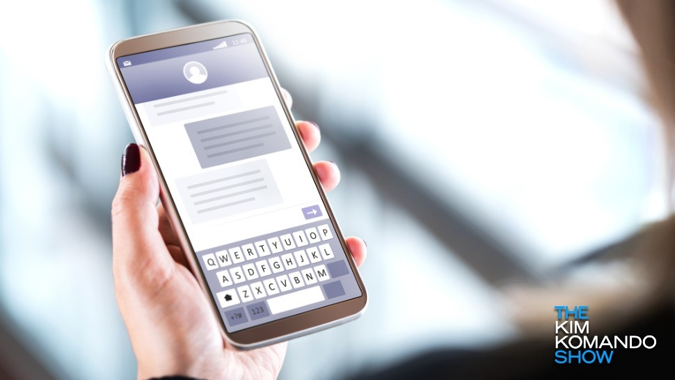 How to forward texts from your phone to your email