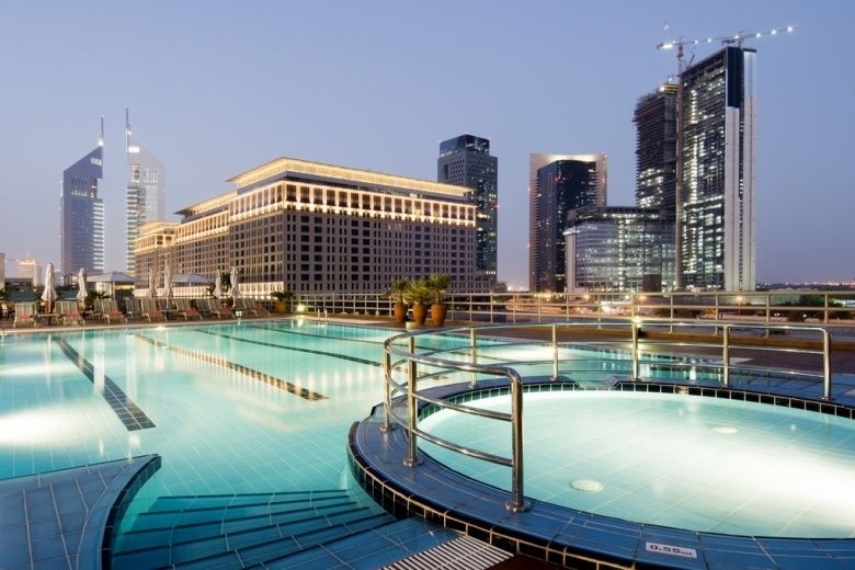 Hotel Rose Rayhaan by Rotana Dubai | The highest hotels in