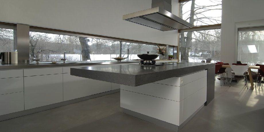 a monolith sichtestrich f r fussboden wandgestaltung k chen m bel haustr ume innen. Black Bedroom Furniture Sets. Home Design Ideas