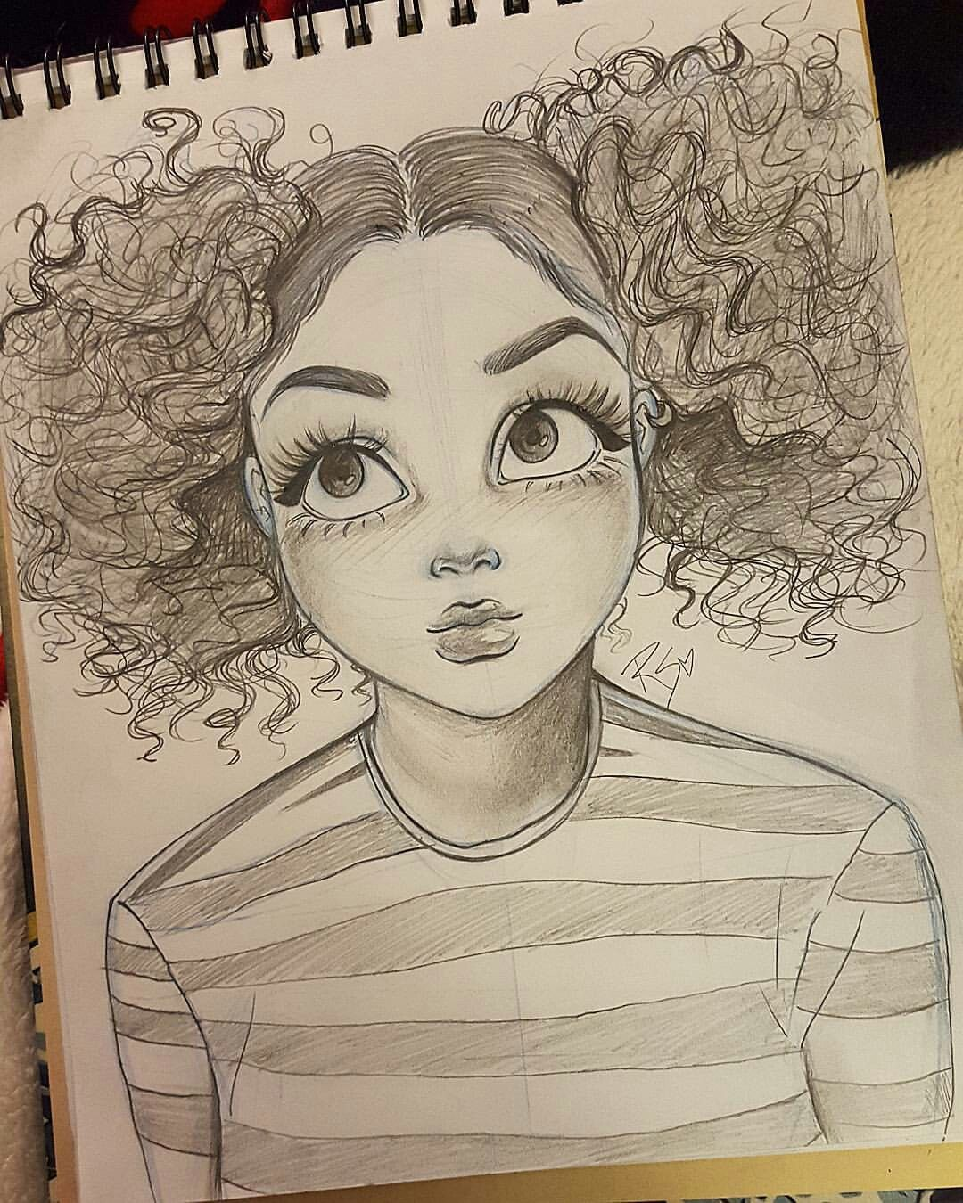 Cute Creepy Melanie Martinez Girl Inspired Drawing By Christina