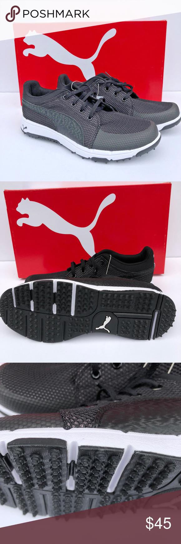 a32fe5966c649f Men s Puma Grip-Sport-Tech Spikeless Golf Shoe NEW Puma Men s Grip Sport  Tech