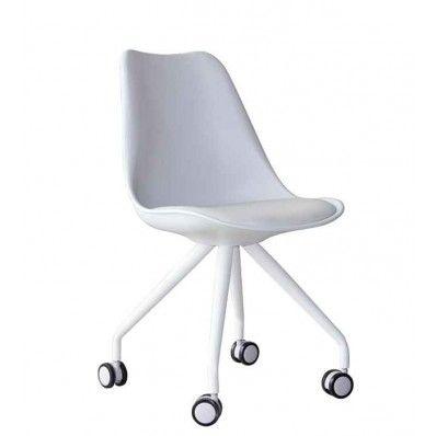 Silla Oficina Eames Cojin | Desks | Pinterest | Sillas oficina ...