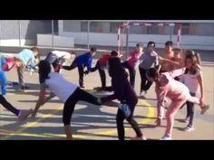 6 Juegos De Equilibrio Cooperativo En Educacion Fisica Youtube