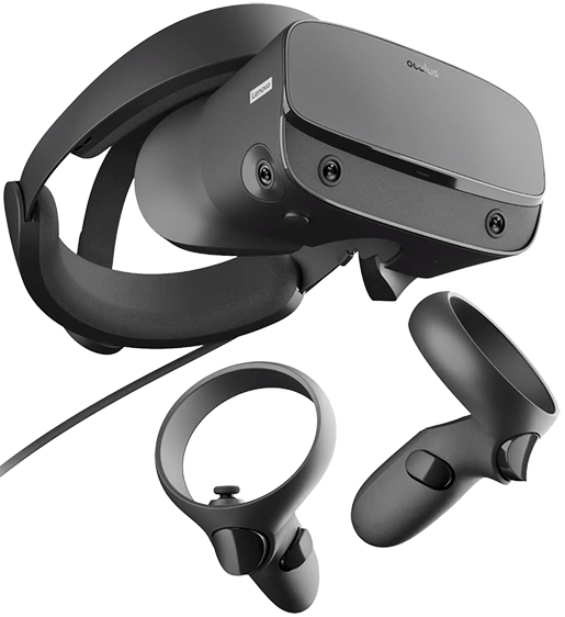 Can T Decide Between The Oculus Rift S And The Htc Vive We Can Help Oculus Rift Gaming Headset Virtual Reality Headset