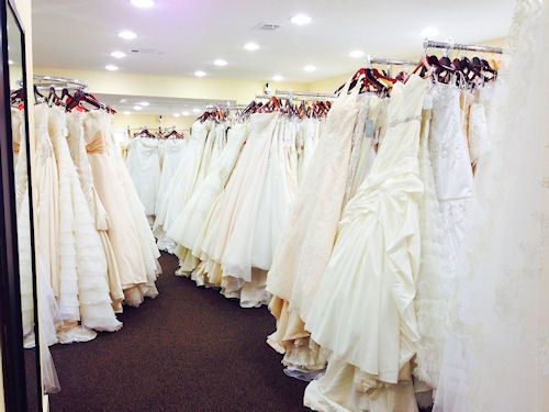 Sundays Bridal - Bridal Gowns, Petticoats, Tiaras and Accessories