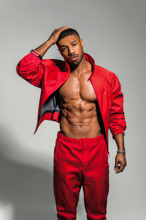 ESSENCE Exclusive: All The Hot Guys We Styled For Our Men's Pages In 2018 – Michael B. Jordan