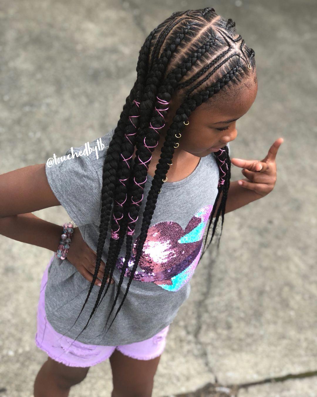 Naturalhairstylesforteens Lil Girl Hairstyles