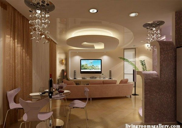 Puzzle Lights  Modern Led Ceiling Lights For Living Room False Mesmerizing Plaster Of Paris Ceiling Designs For Living Room Inspiration