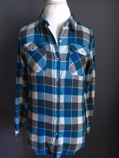 4eed9ef535cc50 Flannels at asterjune.com Flannels, Modern Bohemian, Blue Grey, Flannel,  Flannel