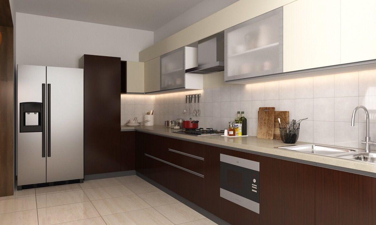 Pin By Maheshwari Krishna On House Kitchen Modular L Shaped