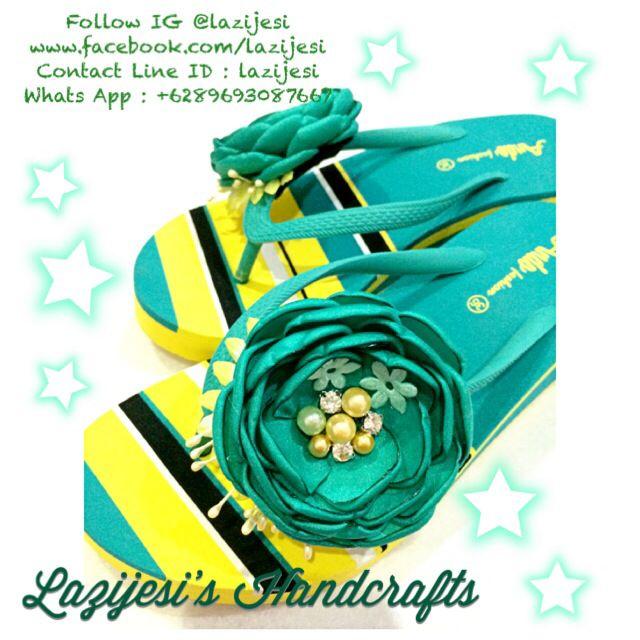 Follow Lazijesi's Handcrafts instagram @lazijesi