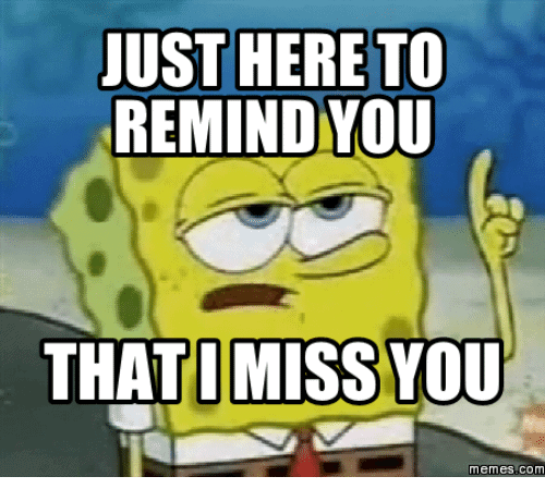 Funny I Miss You Memes and Images for Him and Her in 2020