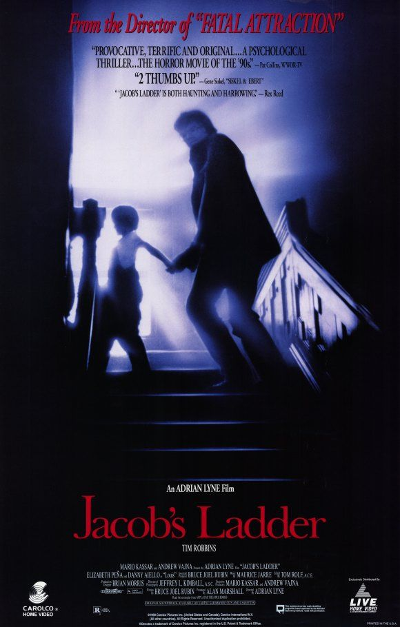 JacobS Ladder  An All Time Great  Creepy As Shit Film