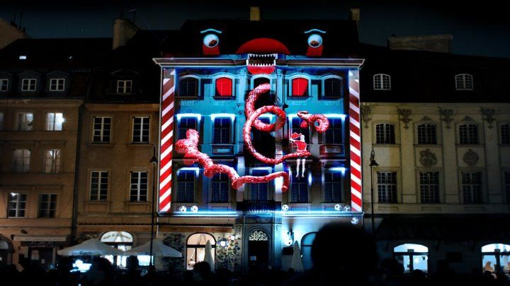 Coca-Cola 3D Mapping Show