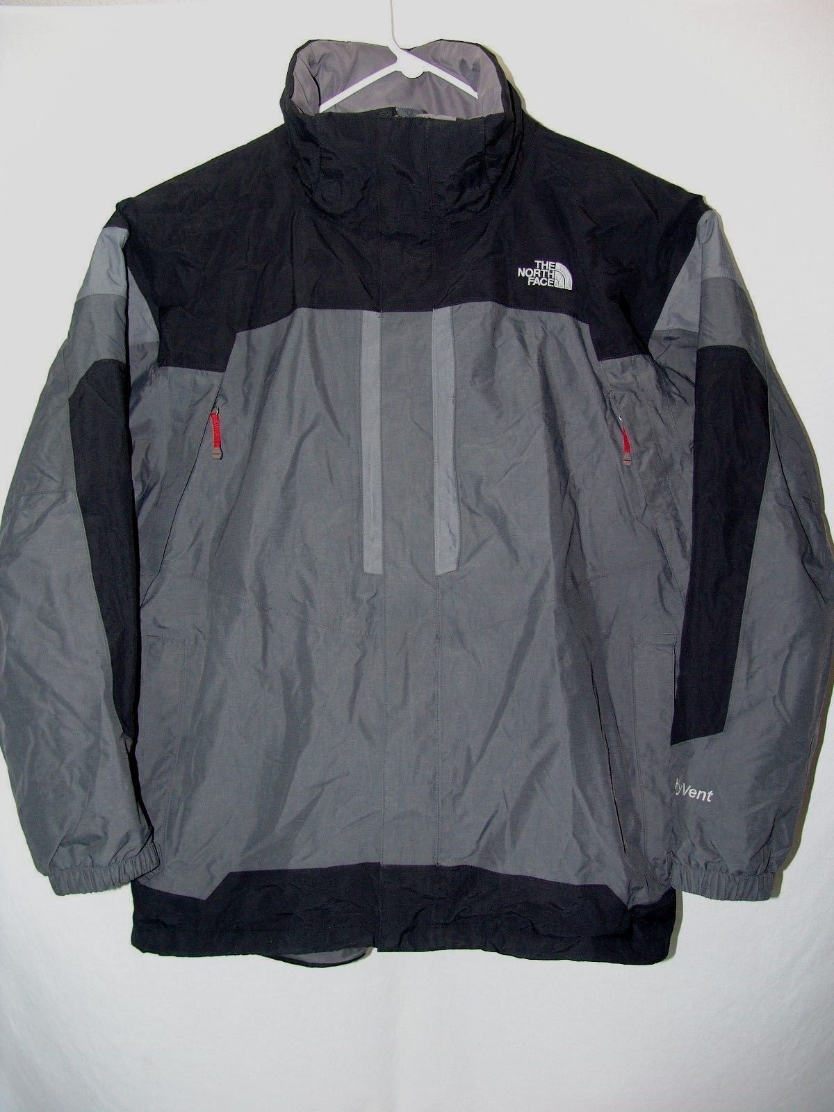 The North Face Hyvent Mens Xxl Jacket Shell Coat No Hood No Liner Ebay North Face Hyvent Jacket Jackets North Face Hyvent [ 1600 x 1200 Pixel ]