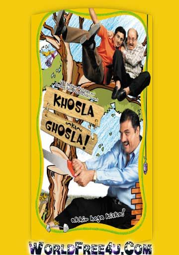 Khosla Ka Ghosla  Hindi Movie - video dailymotion