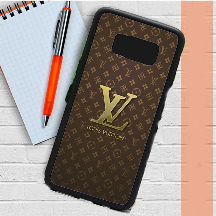 louis vuitton designer label logos patterns samsung galaxy s8 pluslouis vuitton designer label logos patterns samsung galaxy s8 plus case dewantary