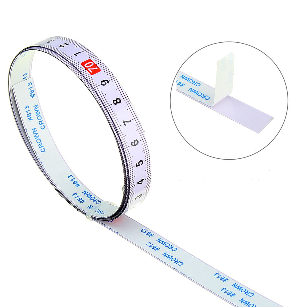 New Self Adhesive Measuring Tape Inches And Centimeters Sewing Craft Tools In 2020 Craft Tools Scrapbook Supplies Tape Measure
