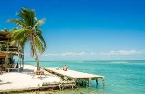 Il paradiso del Belize - Pablo Hidalgo/123RF