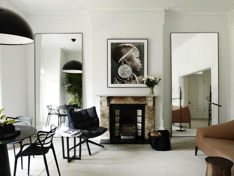 Salon déco contemporaine : 65 intérieurs inspirants   Deco ...