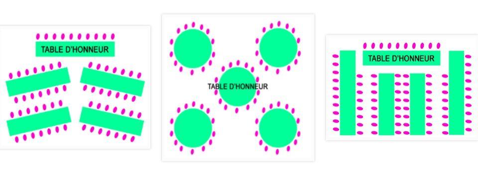 disposition des tables plan de tables pinterest les tables table et mariages. Black Bedroom Furniture Sets. Home Design Ideas