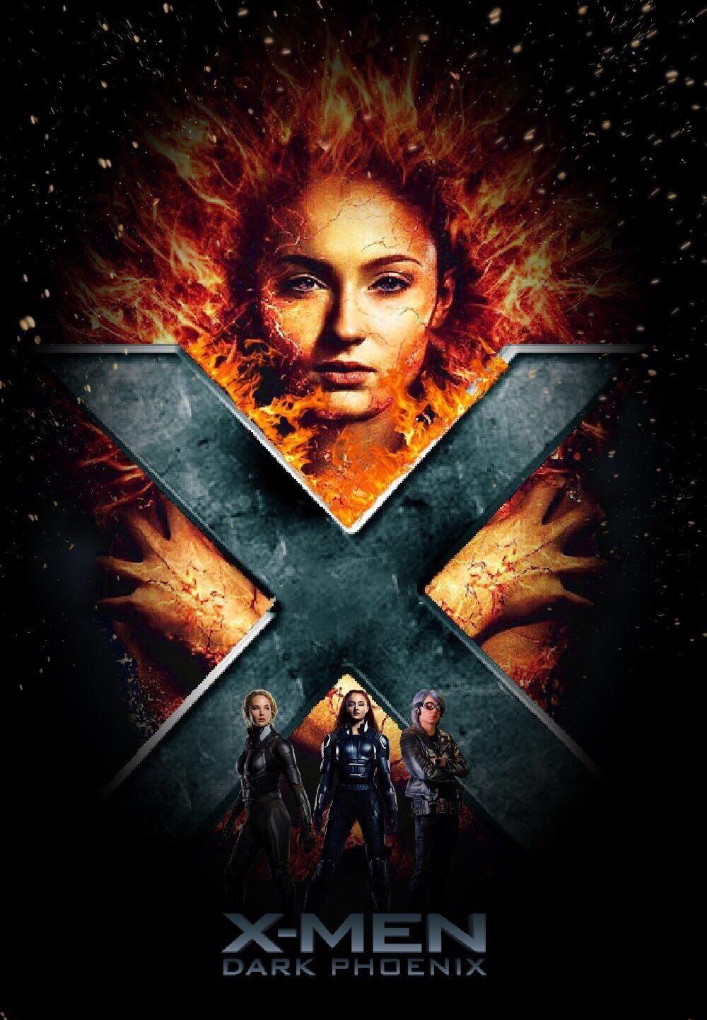 X Men Dark Phoenix X Men 10 Mistik In Olumu Ve Phoenix In Evrimi 2020 Dark Phoenix X Men Phoenix