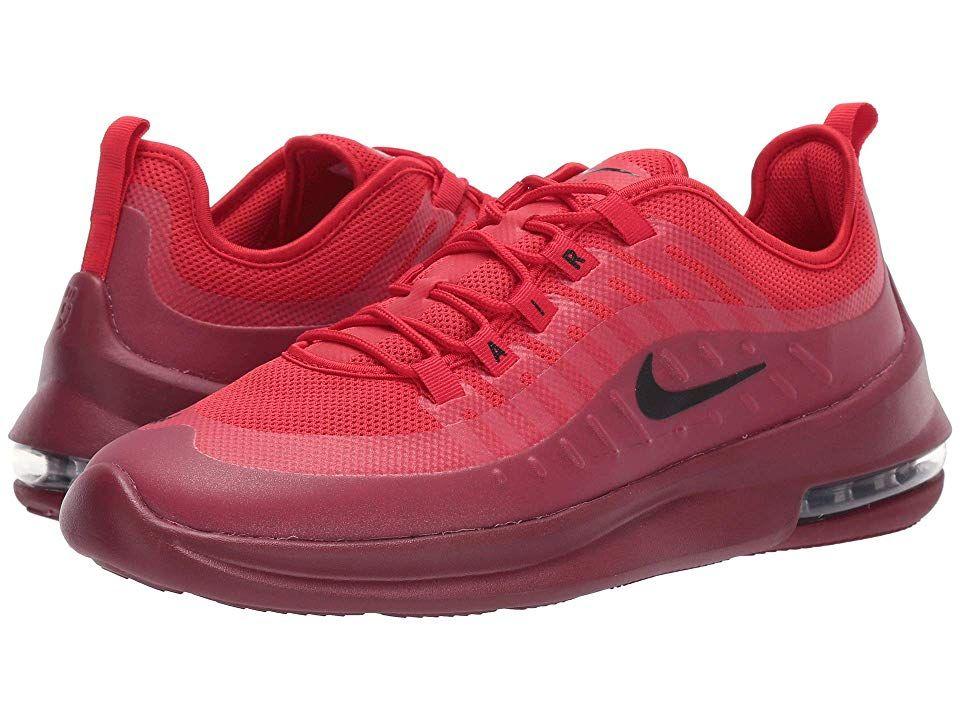 Nike Air Max Axis Men's Classic Shoes University RedBlack