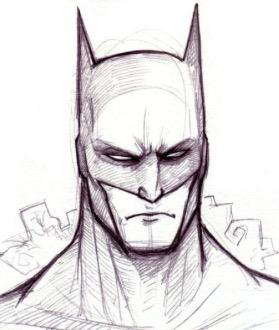 Batmanby Ericc262 Ximena Windara Art Dessin Batman Dessins