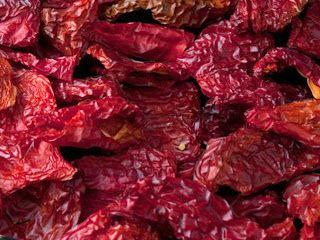 Cómo secar pimientos enristrados | Ahorrar en tiempos de Crisis
