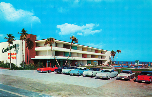 Castaway Beach Motel Daytona Fl This Was My First Job I Use To Work Here With Uncle Mom Back In The Late 90 S