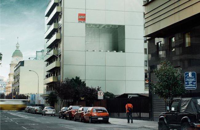 creatividads   68 ejemplos de publicidad creativa en edificios