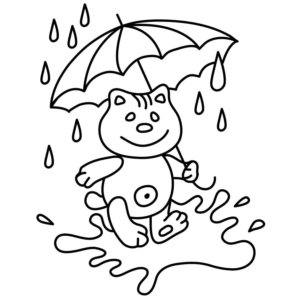Umbrella Coloring Pages Best Coloring Pages For Kids Umbrella Coloring Page Coloring Pages Dragonfly Drawing