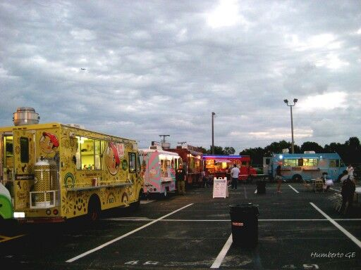 Miami Food Trucks Magic City Casino