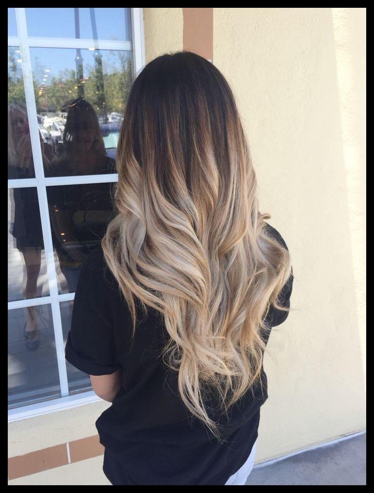 Letzten Herbst Lange Frisuren Ganz Schon Lange Haare Farben Ideen Schone Frisuren Beauty Einfache Frisuren Party Schick Frisuren Haarfarben Balayage