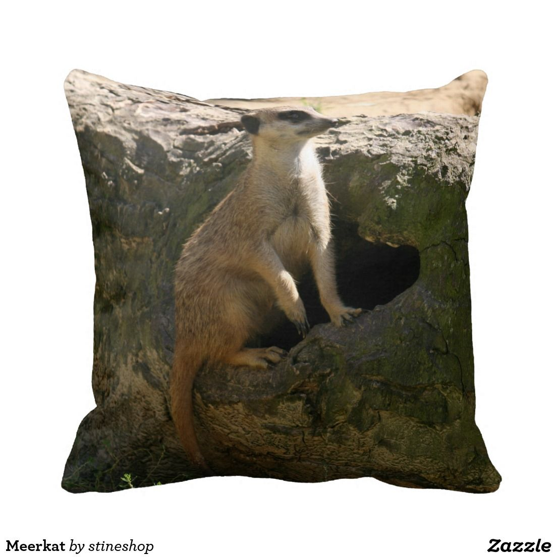 Meerkat Pillows