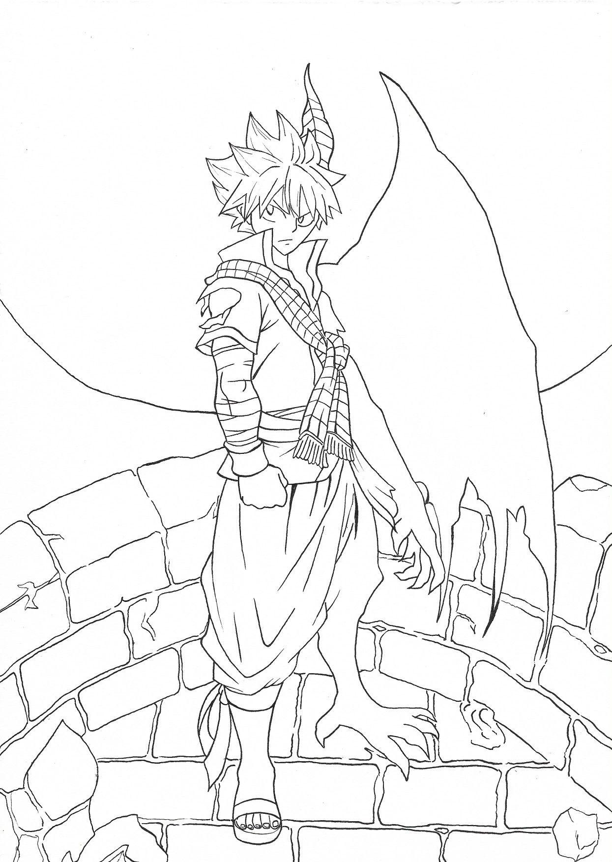 Natsu Dragneel Animacoes De Contos De Fada Desenhos De Anime Arte