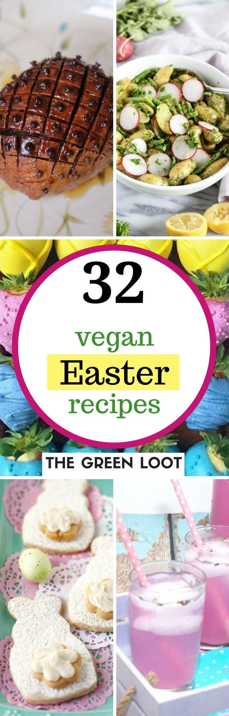 32 vegan easter recipes the whole family will love