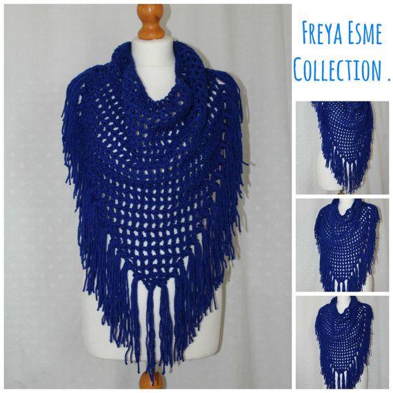 Crochet Scarf Pattern Fringe Scarf Pattern Fringe By Freyaesme