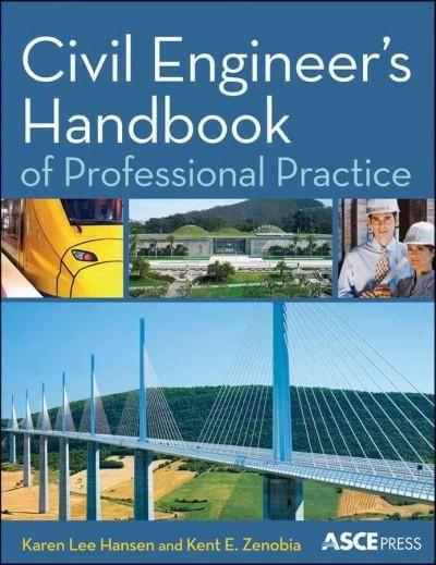 Civil Engineer S Handbook Of Professional Practice Civil Engineering Books Civil Engineering Civil Engineering Handbook