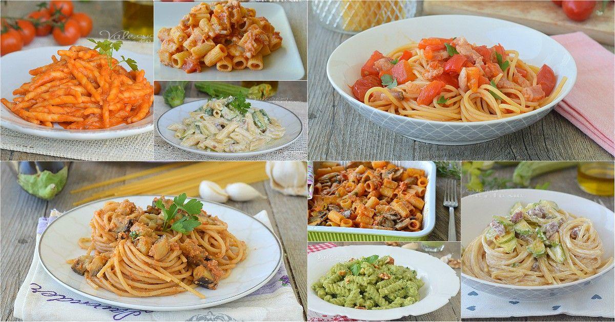 Ricette di pasta primi piatti economici cucina ricette for Pasta ricette veloci