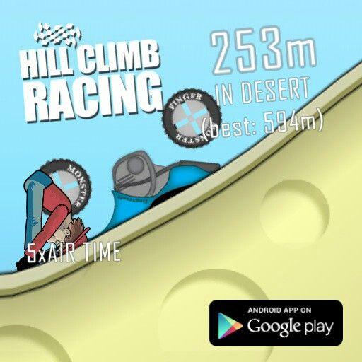 Hill Climb Racing, Amazon Appstore