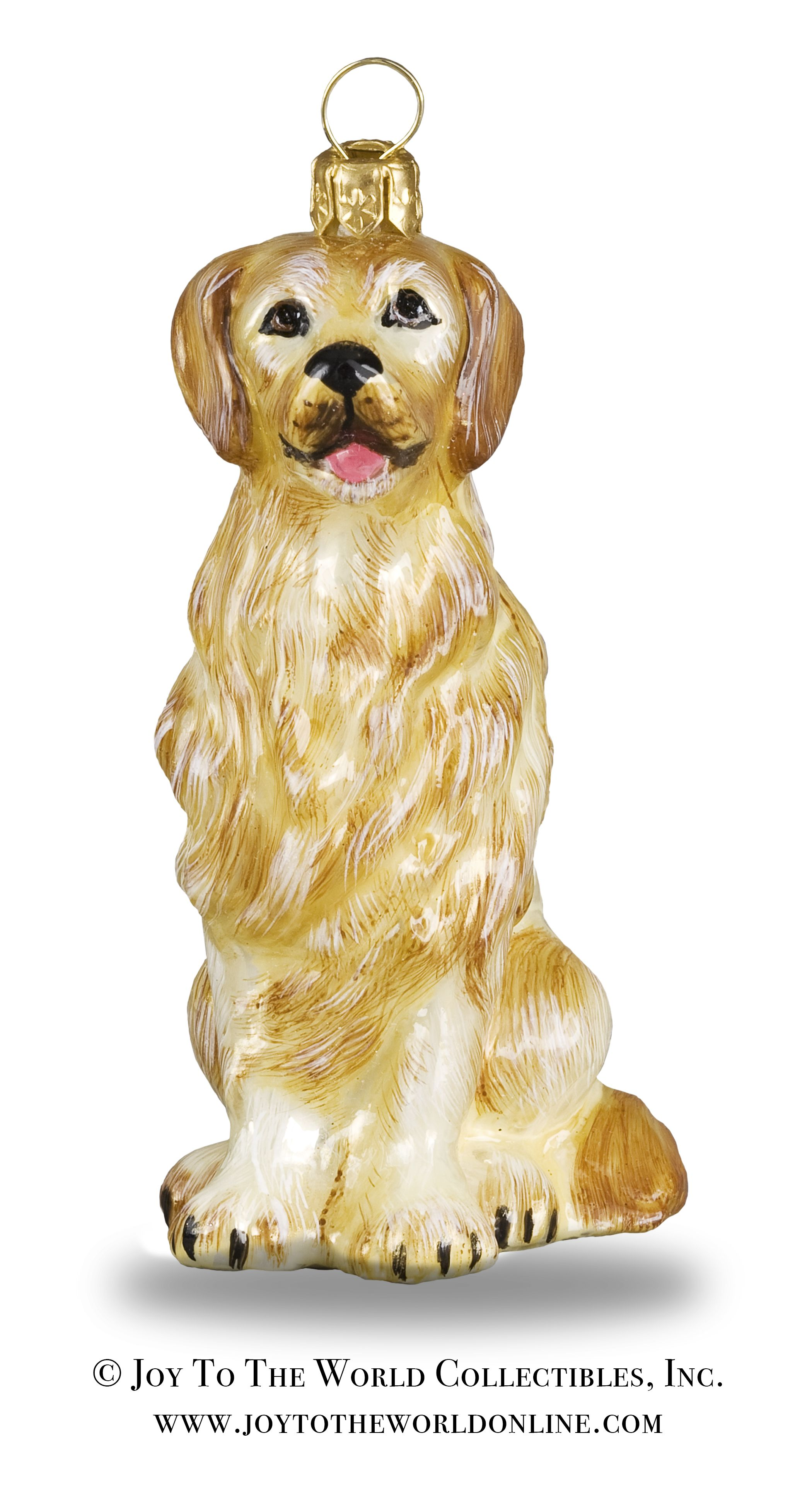 Golden Retriever One Of The Most Popular Breeds Hand Made In