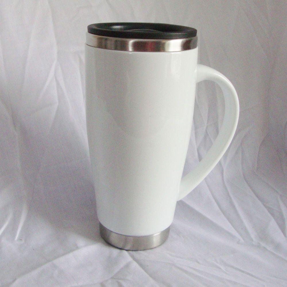 Park Art My WordPress Blog_18 Oz Coffee Mug With Handle