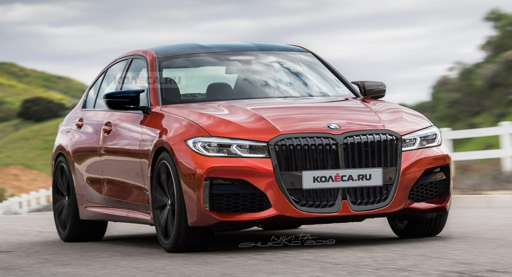 We Seriously Hope The 2020 Bmw M3 Will Not Look Like This With
