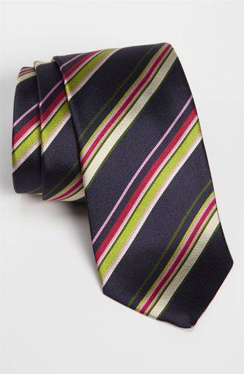 BOSS Black Woven Silk Tie available at Nordstrom