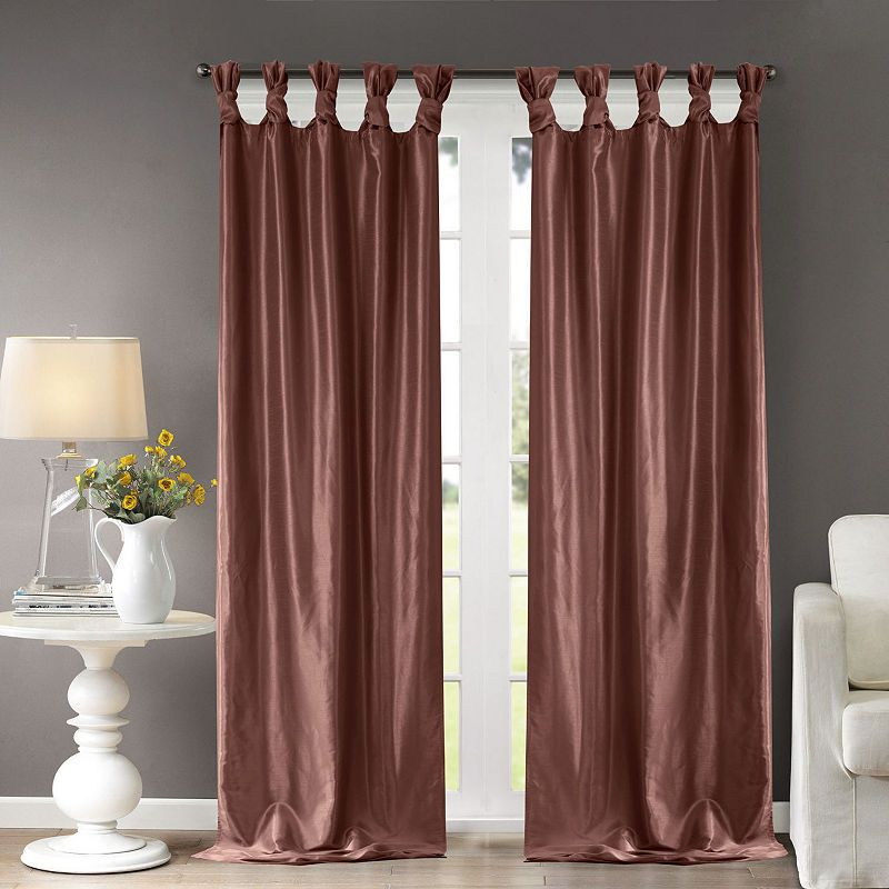 Madison Park Natalie Twisted Tab Top Lined Curtain Panel Nel 2019